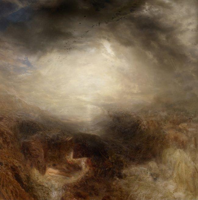 Hiroyuki Masuyama: Shade and Darkness