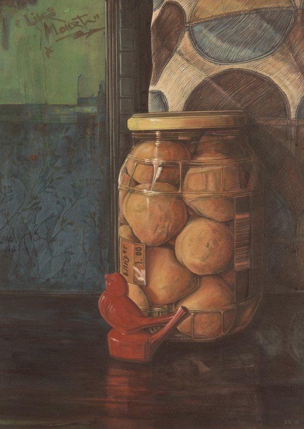Master Class Annette Schröter: Like Monet III