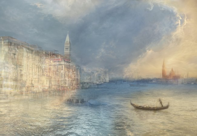 Hiroyuki Masuyama: Storm at the Mouth of the Grand Canal