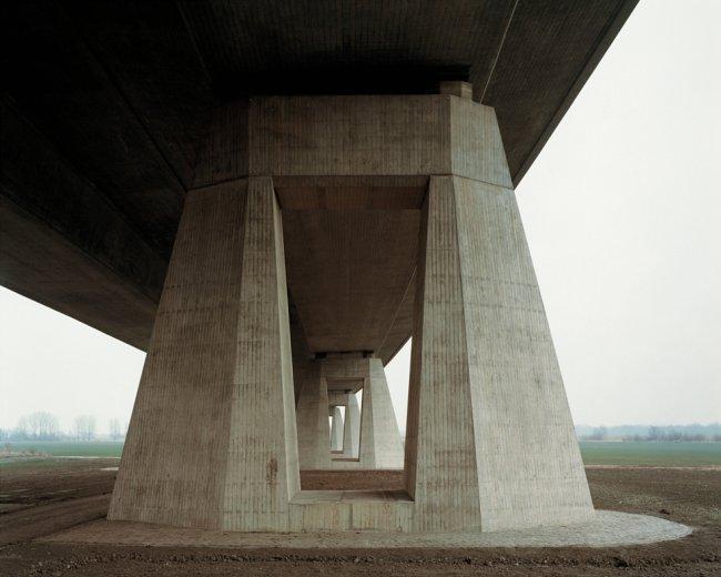 Hans-Christian Schink: A 14, Saalebrücke Beesedau (3)