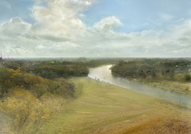 Hiroyuki Masuyama: View from Richmond Hill