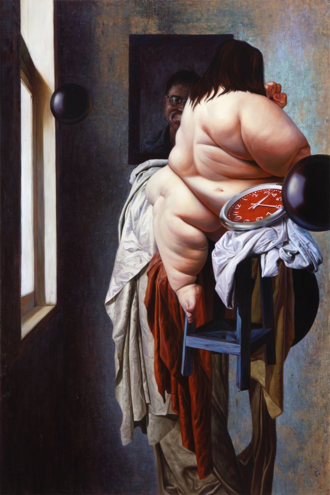 Nguyen Xuan Huy: Waiting until the Meat Boils III