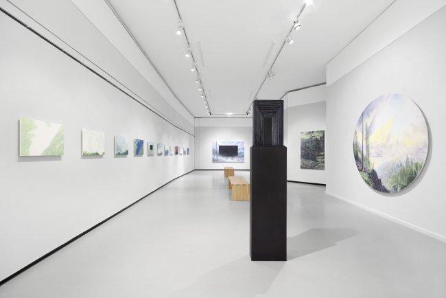 Wieland Payer: Ausstellungsansichten Quedlinburg