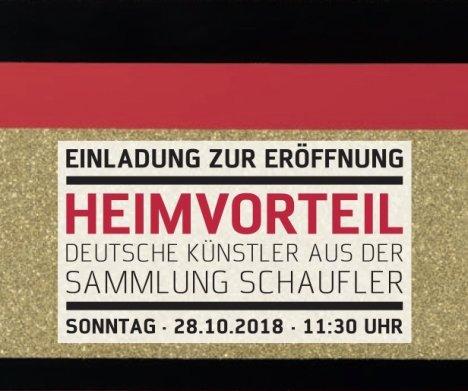 HEIMVORTEIL - Hans-Christian Schink at the Schauwerk Sindelfingen