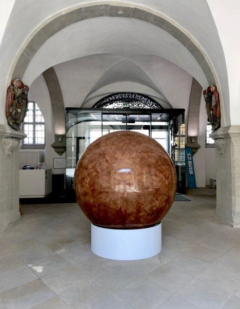 Künstlergespräch mit Hiroyuki Masuyama im Angermuseum Erfurt