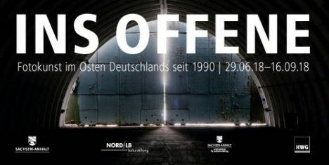 Into the open. Photographic art in eastern Germany since 1990