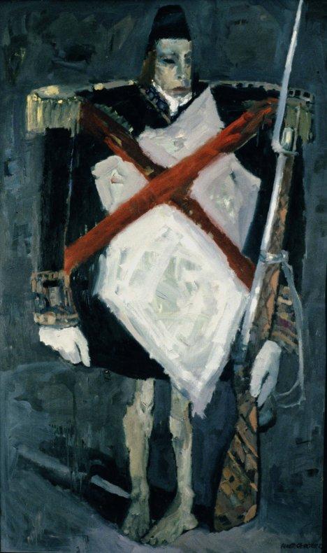 KOSMOS OST / Kunst in der DDR 1949 - 89 / Das Albertinum Dresden zu Gast
