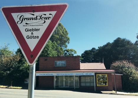 Grand Tour - Götze & Giebler in New Zealand and Australia