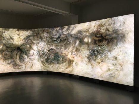 FAZ: Christoph Schütte bespricht Hiroyuki Masuyamas Ausstellung 'Storm'