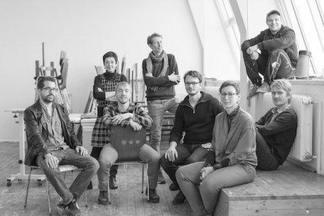 Konvoi - Annette Schröter und Meisterklasse