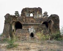Hans-Christian Schink: Bagan. Abandoned Temple