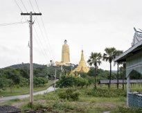 Hans-Christian Schink: Maha Bodhi Tataung, Monywa