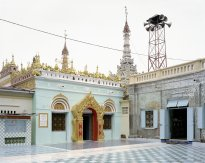Hans-Christian Schink: Chan Tharya Kyaung Taik, Mandalay (1)