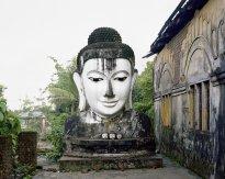 Hans-Christian Schink: Dama Lin Khar Ra Paya, Bago (2)