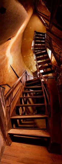 Raissa Venables: Trinity Staircase