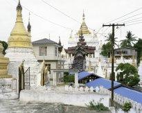 Hans-Christian Schink: Shwe Kyat Kya Paya, Amarapura