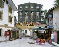 Hans-Christian Schink: Shwe Phone Pwint Paya, Yangon