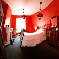 Raissa Venables: Jesse James Room, Cimarron, NM