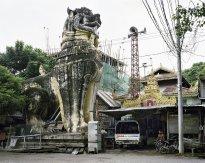 Hans-Christian Schink: 86th Street, Mandalay