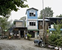 Hans-Christian Schink: 25th and 91st Streets, Mandalay