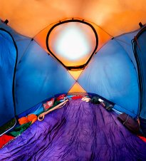 Raissa Venables: Opened Tent