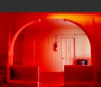 Raissa Venables: Red Archway
