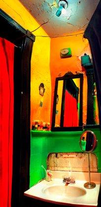 Raissa Venables: Lange's Bathroom