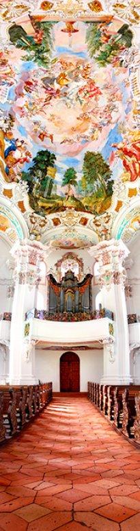 Raissa Venables: St. Peter + Paul's, Steinhausen, Germany
