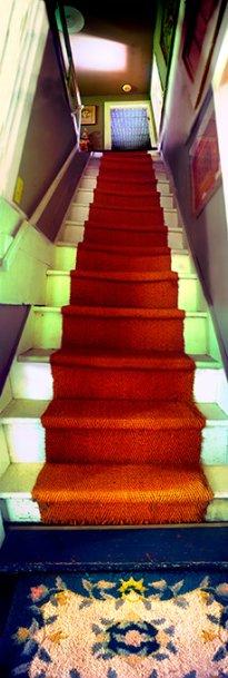 Raissa Venables: Staircase