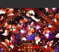 Raissa Venables: x=X Atrium Ceiling, DZ Bank