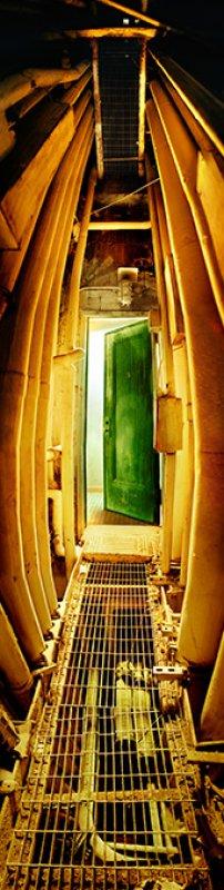 Raissa Venables: 8th Floor Exit