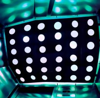 Raissa Venables: Elevator Ceiling