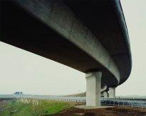 Hans-Christian Schink: A 9 / A 38, Autobahnkreuz Rippachtal