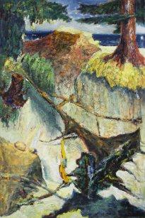 Harald Reiner Gratz: Am Steilhang