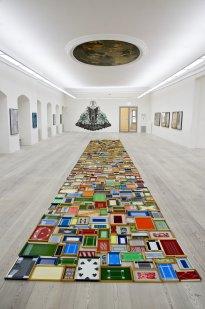 Annette Schröter: Installation Angermuseum Erfurt 2013