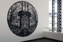 Annette Schröter: Installation Kunstverein Marburg 2010
