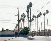 Hans-Christian Schink: Azusa, Sierra Madre Avenue