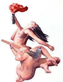 Nguyen Xuan Huy: Figurstudie 6