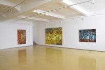 Jörg Ernert: Ausstellungsansicht Erfurt 2015