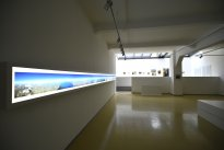 Hiroyuki Masuyama: Ausstellungsansicht Galerie Erfurt 2017