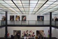 Nguyen Xuan Huy: Ausstellungsansicht Mannheim 2015