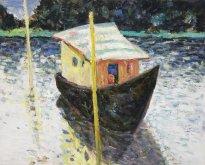 Harald Reiner Gratz: Monets Atelier