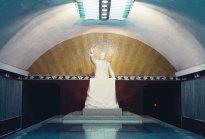 Hans-Christian Schink: Pjöngjang Metro 2