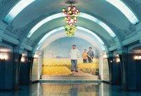 Hans-Christian Schink: Pjöngjang Metro 3