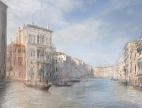 Hiroyuki Masuyama: Palazzo Balbi on the Gran Canal