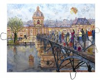 Thitz: Paris - Pont des Arts