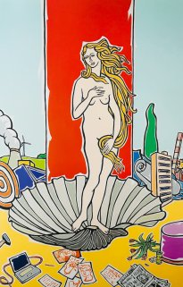 Moritz Götze: Sweet Home, 2016, Öl auf Leinwand, 120 x 80 cm