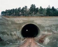 Hans-Christian Schink: ICE Tunnel Behringen