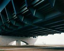 Hans-Christian Schink: Kanalbrücke - Elbquerung bei Magdeburg