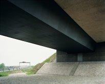 Hans-Christian Schink: A 9 / A 10, Autobahndreieck Potsdam